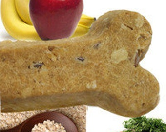 Fruit & Veggie Gourmet Dog Biscuits
