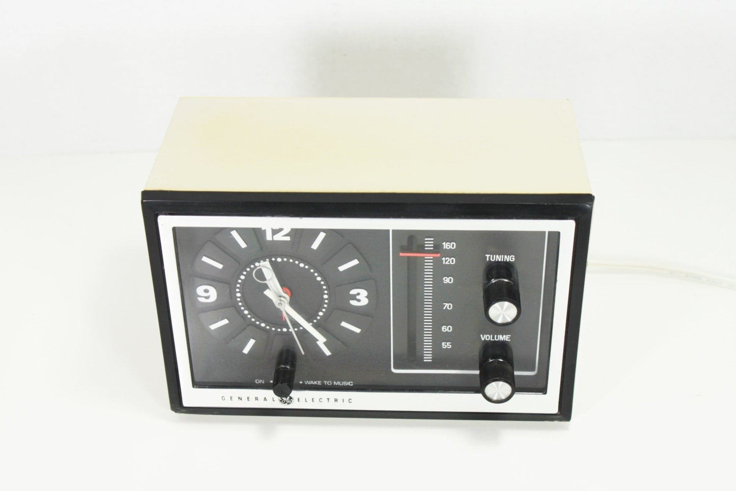 general electric clock radio manual