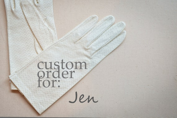 Custom CIAO SPOSA creation for: Jen