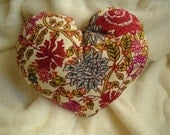 Heart Pouch Pillow For Romantic Proposals, Small gifts, Love Notes, and Scentsy Products