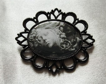 """PIN collection """"Black"""": eternal pain"""