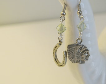 Touch of the West Earrings
