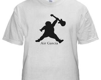 Jerry Garcia T Shirt   AIR GARCIA   Grateful Dead