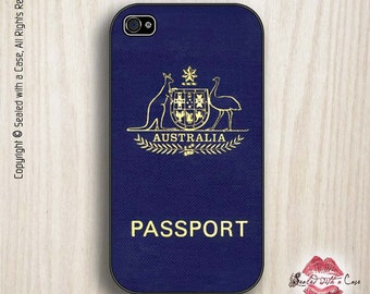 Australia Passport - iPhone 4/4S 5/5S/5C/6/6+ and now iPhone 7 cases!! And Samsung Galaxy S3/S4/S5/S6/S7