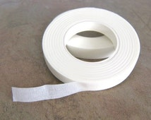 White Floral Tape 12mm Floral Stem Wrap 30 Yards