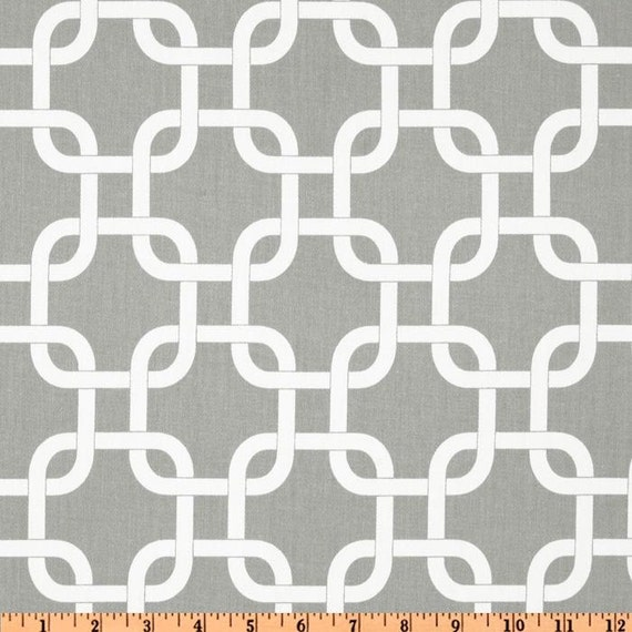 Grey fabric Gotcha storm twill Premier Prints Home Decor