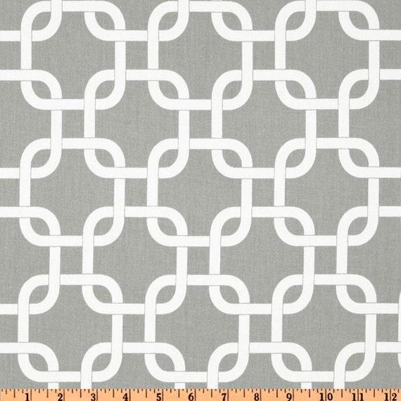 Grey Fabric Gotcha Storm Twill Premier Prints Home Decor - home decor fabric
