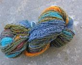 Handspun yarn--Jewels