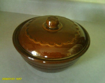 Marquest covered bowl