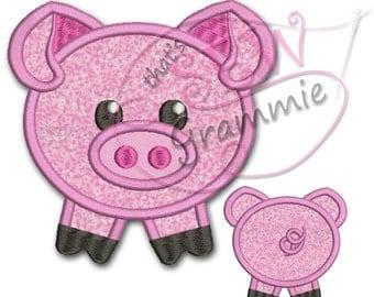 Barnyard Buddy PIG