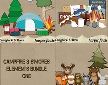 Campfire & S'Mores: Elements Bundle One