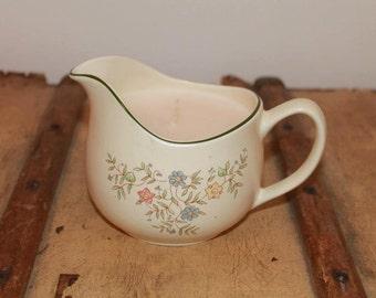 Vintage style Candle cup (milk jug)