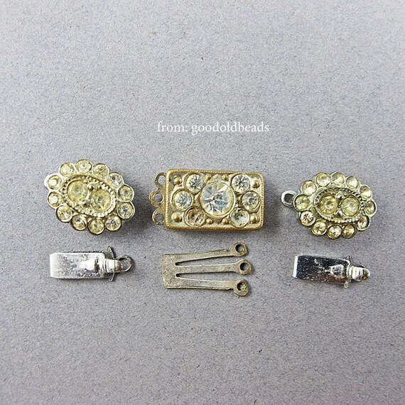 Dating vintage brooch clasps