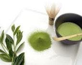 Organic Matcha Green Tea Sample Hair Grease, 1oz., Scalp Health,Pomade, Sample size,Men,Women