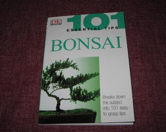Bonsai Book - Bonsai 101 Essential Tips - Harry Tomlinson