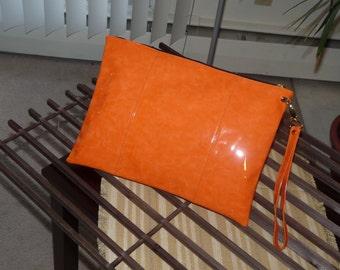 51-02-123-007 - Shiny Orange Purse