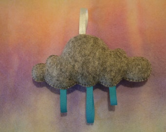 Raincloud Rattle