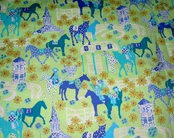 """16"""" x 24"""" Lilly Pulitzer Fabric  Low Rider"""