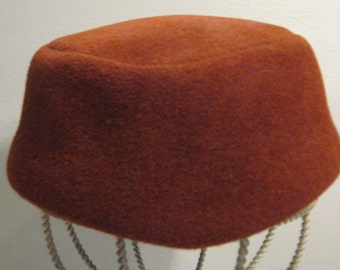 Teardrop hat by Frank Clive for Saks Fifth Avenue