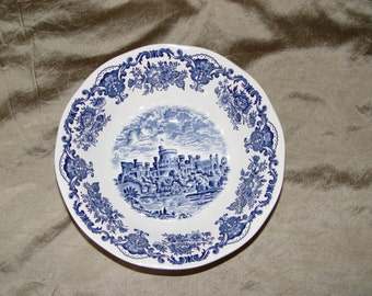 Wedgewood Royal Homes of Britain China Vegetable Bowl