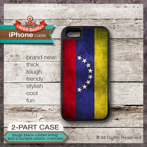 Venezuela Flag - iPhone 6, 6+, 5 5S, 5C, 4 4S, Samsung Galaxy S3, S4