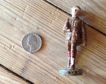 WWI Belgian Toy Soldier