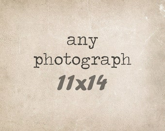 Fine Art Photography, 11x14 Custom Print, Fine Art Print