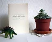 """livre """"Les cris des animaux"""""""