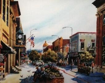 Main Street - Hendersonville