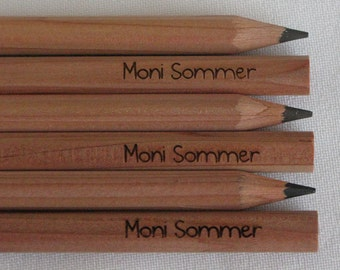 Graphite pencil set 6 pieces