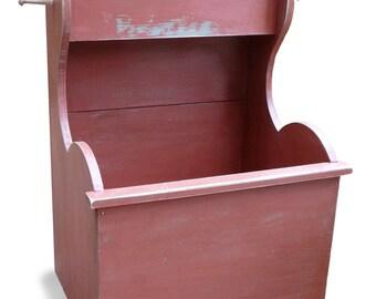 Shaker Fire Box