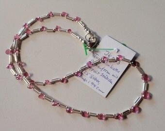 Turmaline Necklace Rose (JK 593)