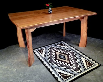Dining Table for Six in Solid Oak