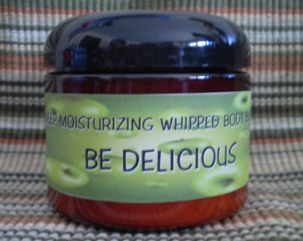 Natural Deep Moisturizing Whipped Body Butter 6oz - Fragrance List A - P