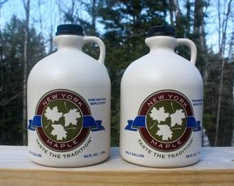One Gallon of Adirondack Maple Syrup