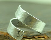 I Refuse to Sink Ring - Anchor ring