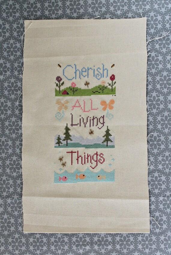 Cherish All Living Things