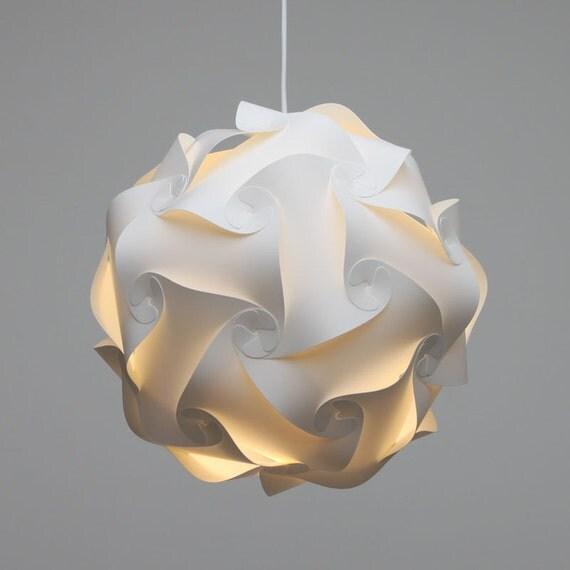 Items Similar To Lamp Shade Ceiling Light Pendant Danish IQ Modern Mini