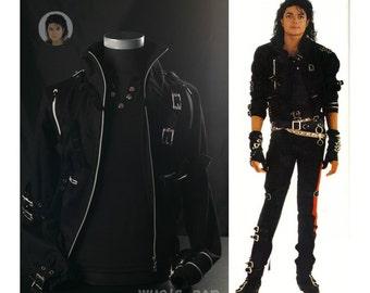 MJ Michael Jackson BAD jacket ---Who's BAD