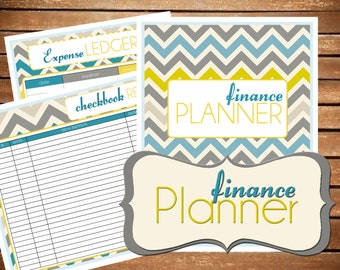 Finance planner, Money Organizer, Finance Printable, Budget Planner, Monthly Budget Planner, Debt Tracker, Savings Tracker, Expense Tracker