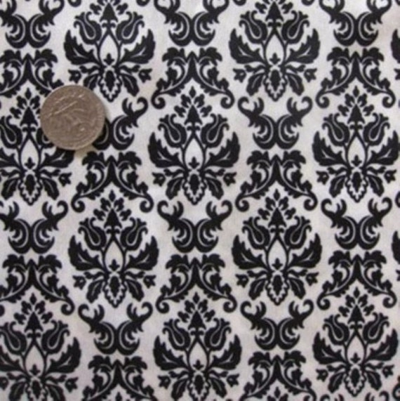 printed pul waterproof fabric damask by the yard by wahmsupply. Black Bedroom Furniture Sets. Home Design Ideas