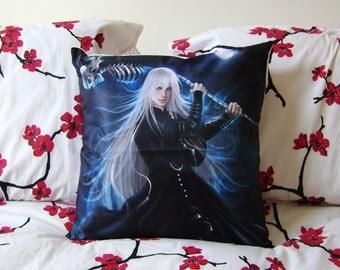 Kuroshitsuji: Undertaker Art Throw Pillow Case/Cover