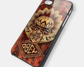 Case iphone 4 and 5 for obey lotus