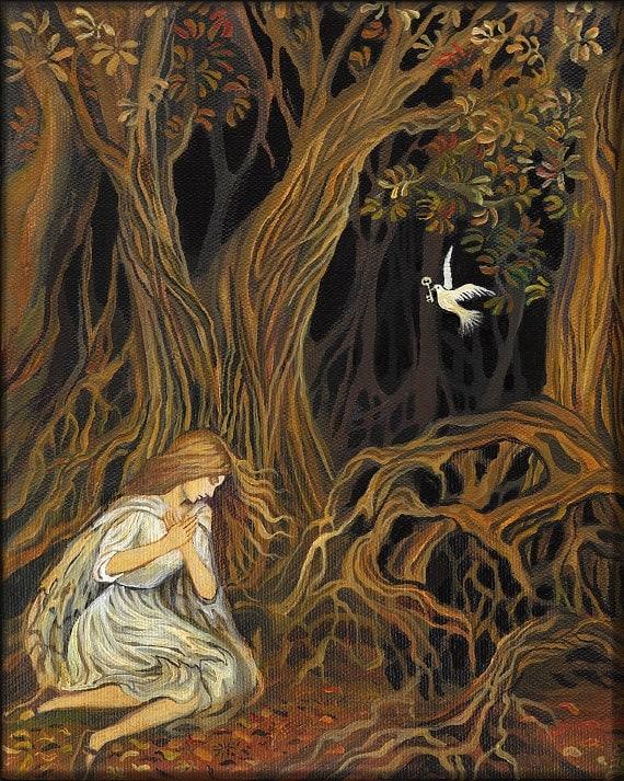 |Grimm Fairy Tales Original Art
