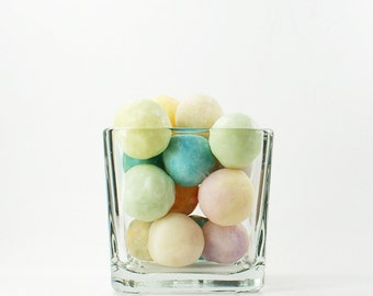 Soap Balls   Balls of Soap, Decorative Soap, Bathroom Soap, Kitchen Soap, At Least 8 Ounces - Assorted Colors