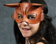 how to make foxy mask