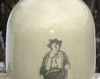 Billy the Kid Jug moonshine whiskey