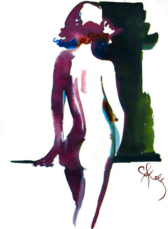 Nude 1092 by Gretchen Kelly