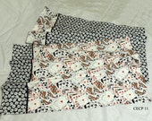 SALE - - Pillowcases - Playing Cards and Dice Set of Two