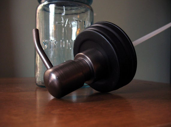 Metal Pump For Mason Jar Mason Jar Soap Pump
